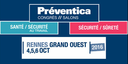 Salon Preventica à Rennes