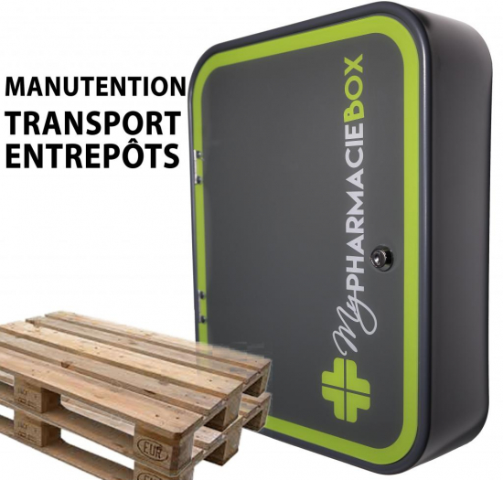 Armoire à pharmacie TRANSPORT / MANUTENTION